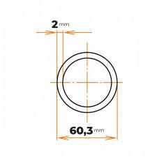 Rúra konštrukčná 60,3x2 mm