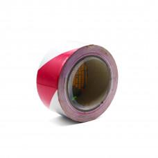 Páska výstražná (červeno-biela)