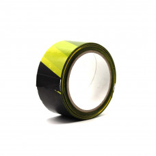 Páska výstražná (žlto-čierna)