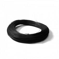 Drôt čierny 2,5 mm