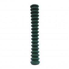 Pletivo 4-hranné PVC 125 cm hrúbka 2,4 mm