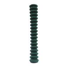 Pletivo 4-hranné PVC 125 cm hrúbka 2,8 mm