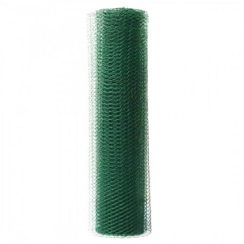 Pletivo 6-hranné PVC 100 cm / 16 mm