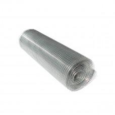 Pletivo zvárané 12,7x12,7 / 0,8 mm ZN