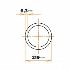 Rúra bezšvová 219x6,3 mm