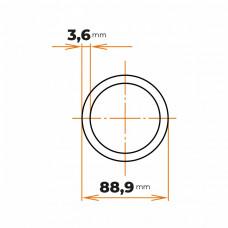 Rúra bezšvová 88,9x3,6 mm