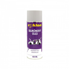 Sprej silikónový olej 400 ml