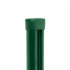 Stĺpik 48/2300 mm ZN+PVC