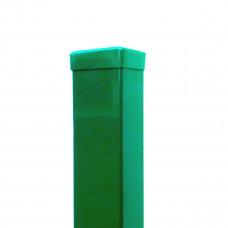Stĺpik 60x40/2500 mm ZN+PVC