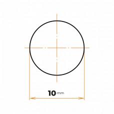 Tyč kruhová presná 10 mm