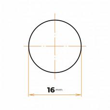 Tyč kruhová presná 16 mm