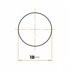 Tyč kruhová presná 18 mm